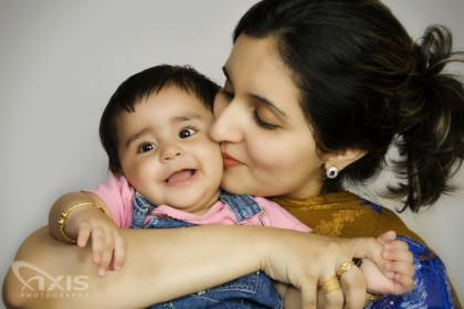Shiza Asif's Family
