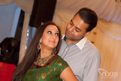 Pre-Wedding Mehndi Ceremony