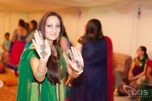 Indian Wedding, Mehndi Ceremony
