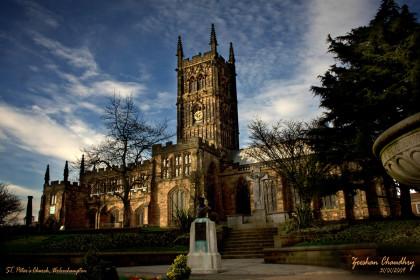 St. Peters Church Wolverhampton